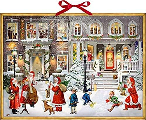 Sound Adventskalender: Having a wonderful Christmas Time