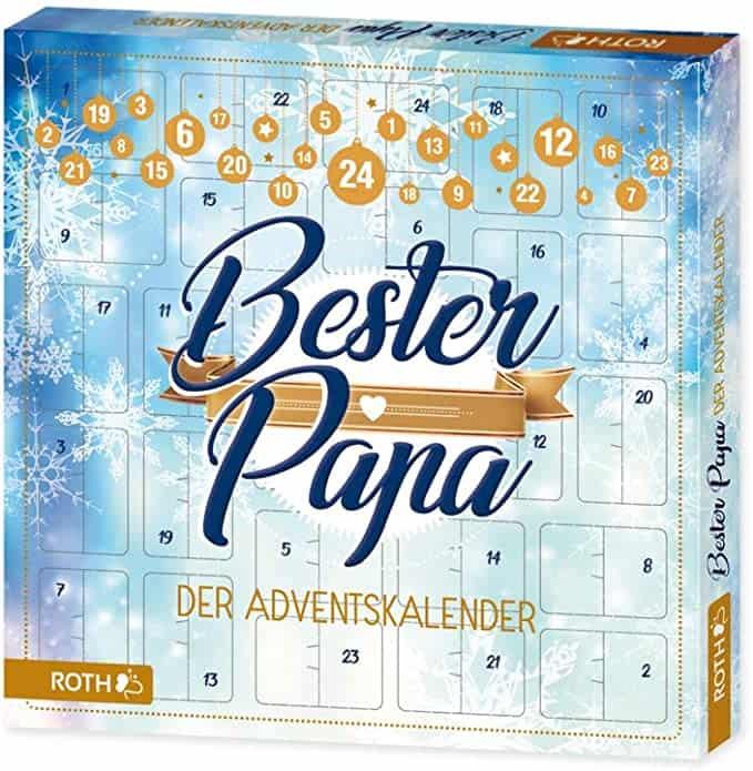 Roth Bester Papa Adventskalender
