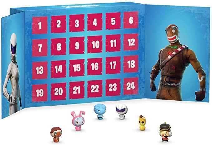 Funko Pop Figuren Fortnite Adventskalender 2019