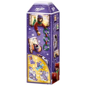 Milka 3D Haus Adventskalender 229g – Milka – detail 2