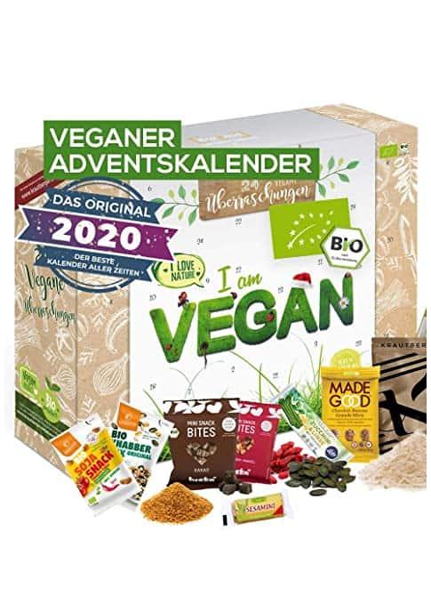 Saatgut Adventskalender für Gärtner zum einsäen I 24 leckere sorte Gemüse, Kräuter und Obst für den Garten I Geschenkset Gärtner
