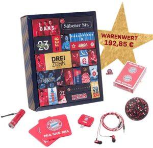 FC Bayern Premium Adventskalender
