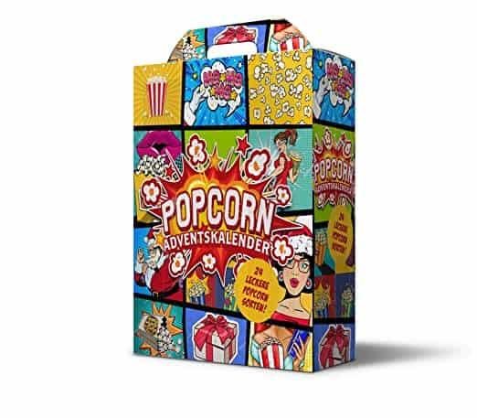 """Handelshaus Huber-Koelle """"Popcorn"""" Adventskalender"""
