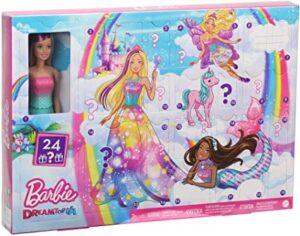 Barbie GJB72 Advent Calendar – detail 2