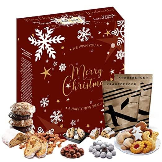 Weihnachts-Adventskalender food adventskalender