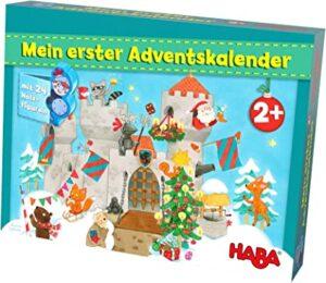 amazon Ritterburg Adventskalender Haba