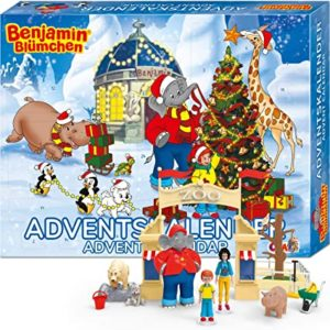 Benjamin Blümchen Adventskalender