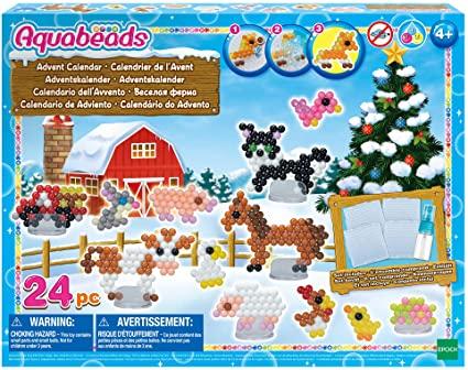 Aquabeads - 31367 - Advent calendar Farm