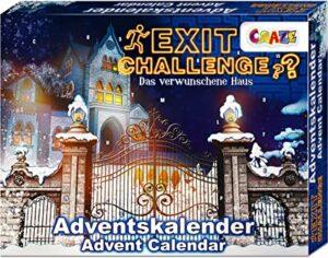 Escape Exit Game Adventskalender