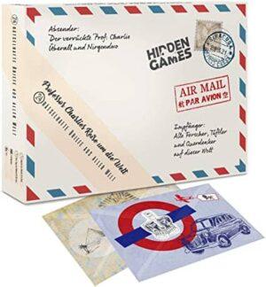 Hidden Games Adventskalender - Professor Charlies Reise um die Welt