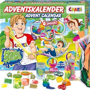 MAGIC SLIME Adventskalender