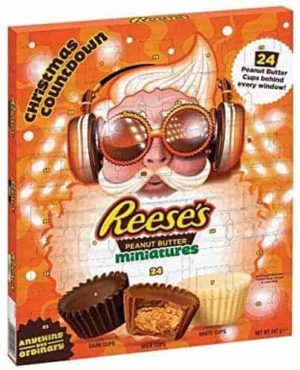 Reeses peanut butter miniatures