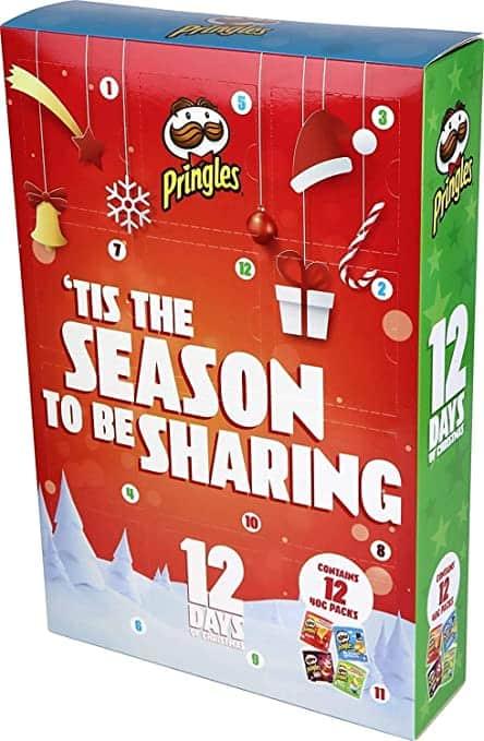 12 Tage Pringles Adventskalender