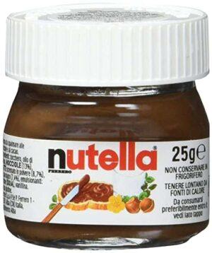 Nutella Minis 24 kleine Gläser à 25 g