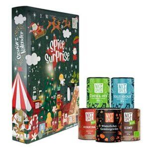 Nice Spice Gewürz Adventskalender