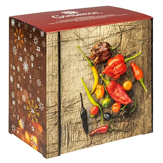 Corasol Premium Chili Adventskalender