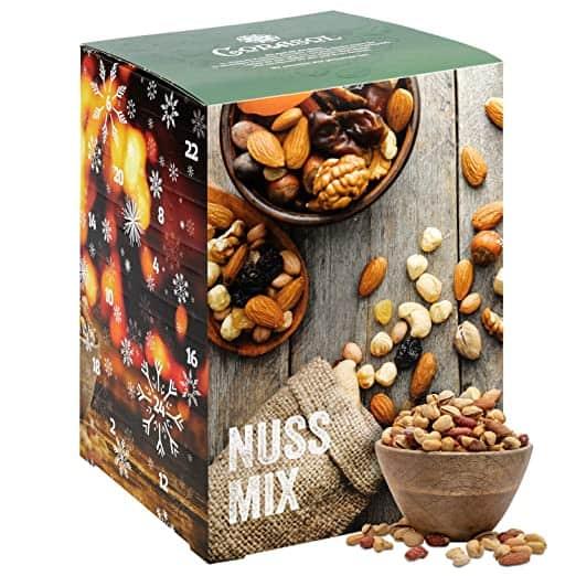 Corasol Premium Nuss-Mix Adventskalender