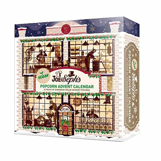 Joe & Seph's Vegan Popcorn Advent Calendar