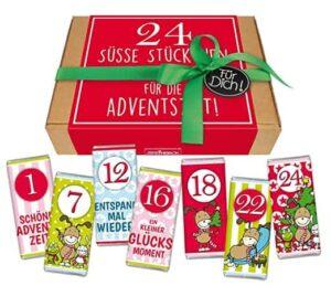STEINBECK Adventskalender Geschenkbox