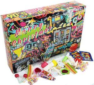 C&T 90er Süßigkeiten Adventskalender