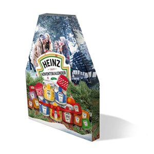 """""""Heinz"""" Saucen-Adventskalender"""