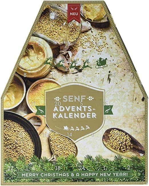 Senf - Adventskalender