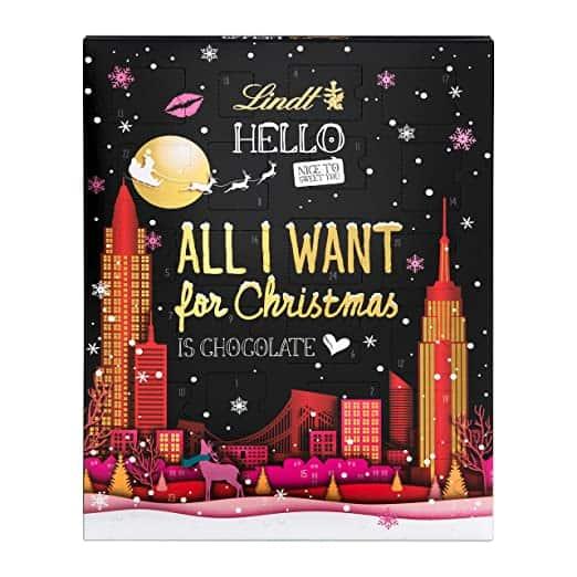 Lindt Hello Schokoladen Adventskalender