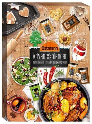 Ostmann Gewürz Adventskalender