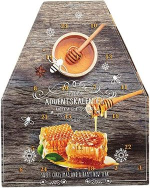 Honig-Adventskalender