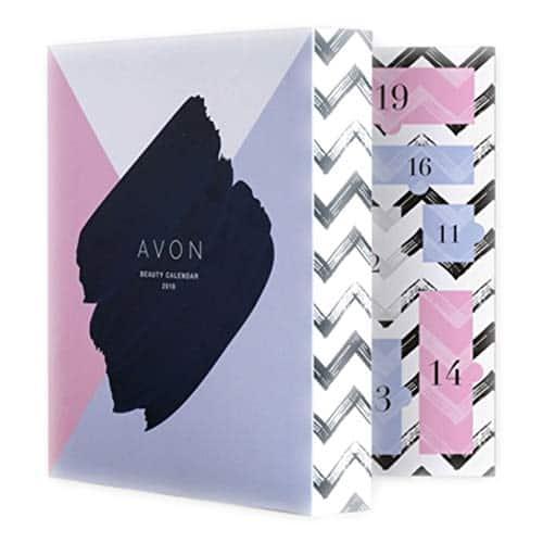 Beauty Adventskalender für Frauen von Avon Make-Up Nagellack Hautpflege Duft Produkte