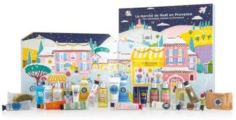Loccitane Classic Beauty Adventskalender 2020 - idealer Advent Kalender für die Frau