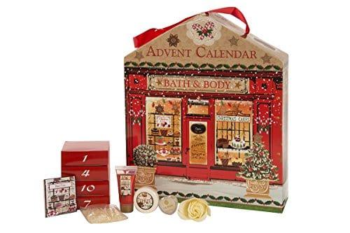 Accentra Adventskalender Bath and Body - Cake Shop