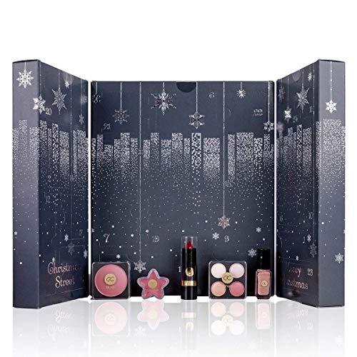 Adventskalender 2020 Beauty Kosmetik Make Up für Frauen | New York Weihnachtskalender