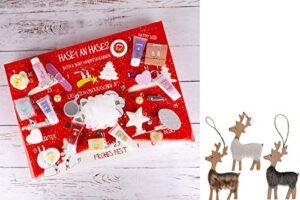 Adventskalender Weihnachtskalender Bath & Body Hase1 an Hase2