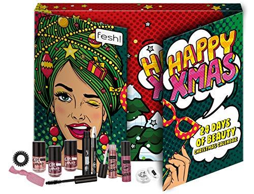 fesh! Beauty Advent Calendar - Beauty-Adventskalender mit 24 coolen Überraschungen