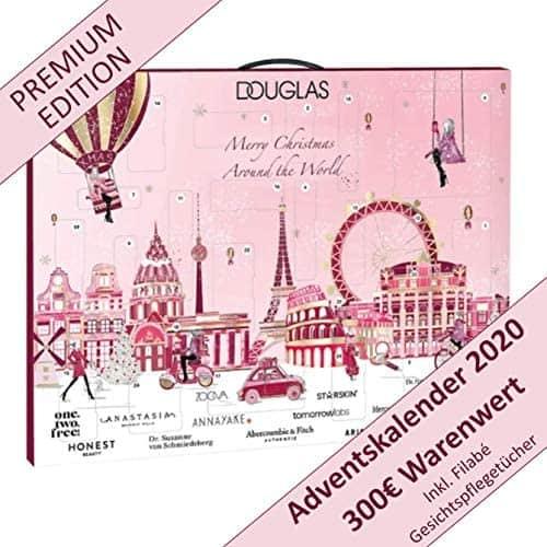 Douglas Beauty Adventskalender 2020 -EXKLUSIV Edition Newyork Winter- idealer Frauen + Mädchen Weihnachtskalender