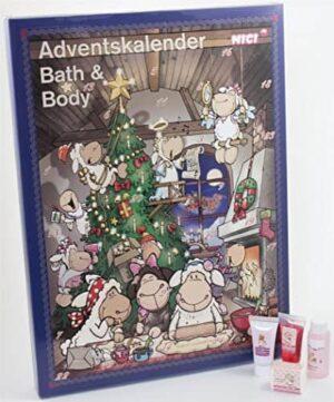 Lustiger Körperpflege Adventskalender JOLLY MÄH