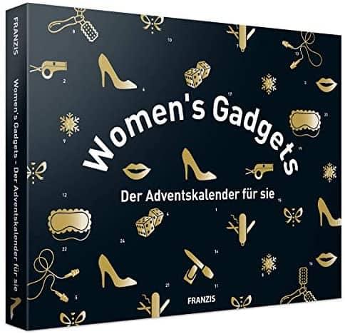 FRANZIS Women's Gadgets: Der Adventskalender für Sie 24 Türchen, die den Alltag erleichtern