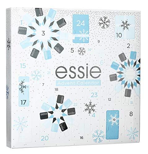 essie Adventskalender Nagellack 2019 Frauen - 24 hochwertige Überraschungen