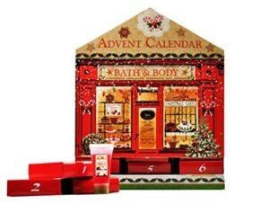 Bath & Body Adventskalender für Frauen CAKE SHOP - gefüllt mit Wellness & Körperpflege