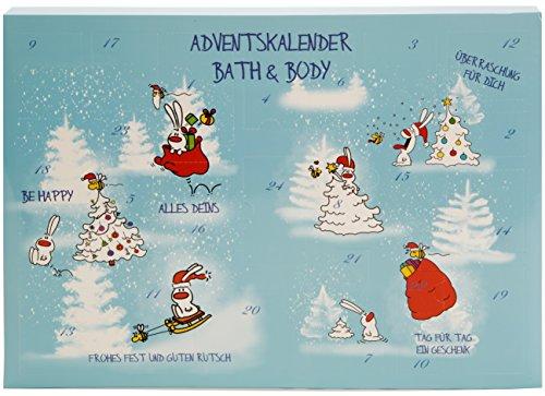 Adventskalender Bath & Body für Erwachsene und Kinder