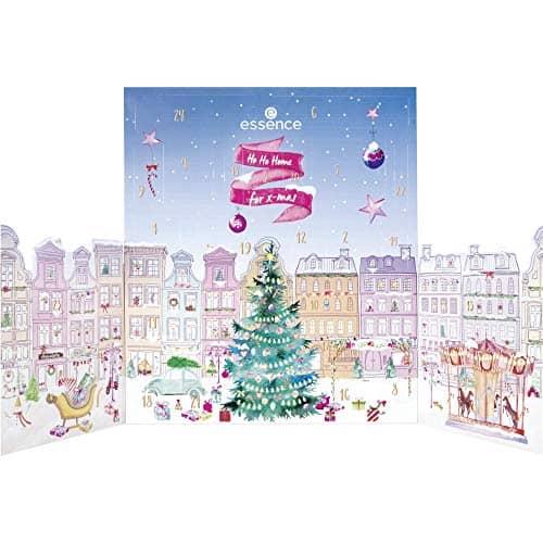 essence Ho Ho Home for x-mas advent calendar, mehrfarbig