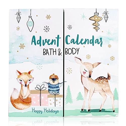 Accentra Adventskalender Happy Holidays 2020 für Mädchen