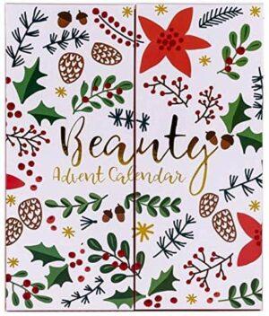 Accentra Beauty Adventskalender Für Frauen Mit 24 Make-Up, Kosmetik Produkten