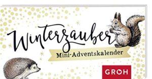 Winterzauber: Mini-Adventskalender