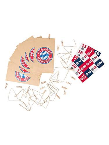 Bastel-Set FC Bayern Adventskalender 2019