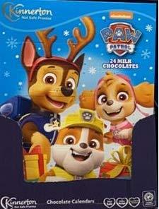 Paw Patrol Schokoladen-Adventskalender