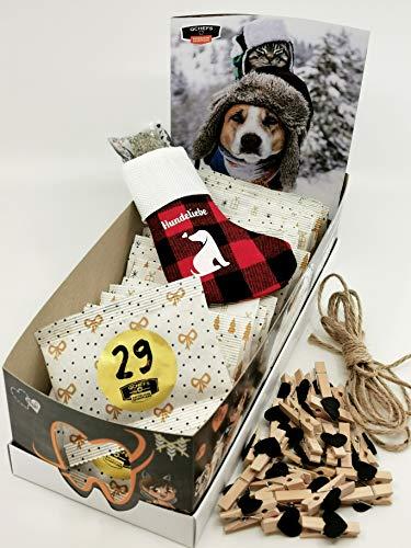 Qchefs Hunde Adventskalender 2020