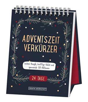 Adventszeitverkürzer DIY: Adventskalender