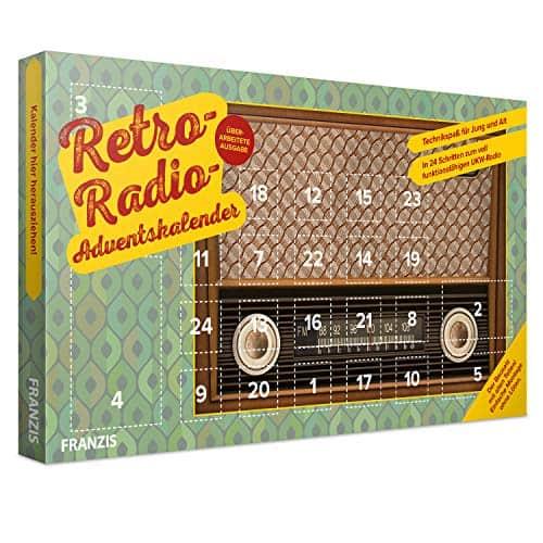 Retro Radio Adventskalender